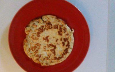Pancake paléo à la banane