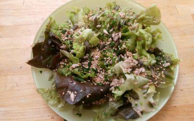 Salade aux 3 graines